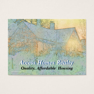 Access Homes Realty Business Card