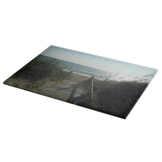 Access To The Beach Cutting Board