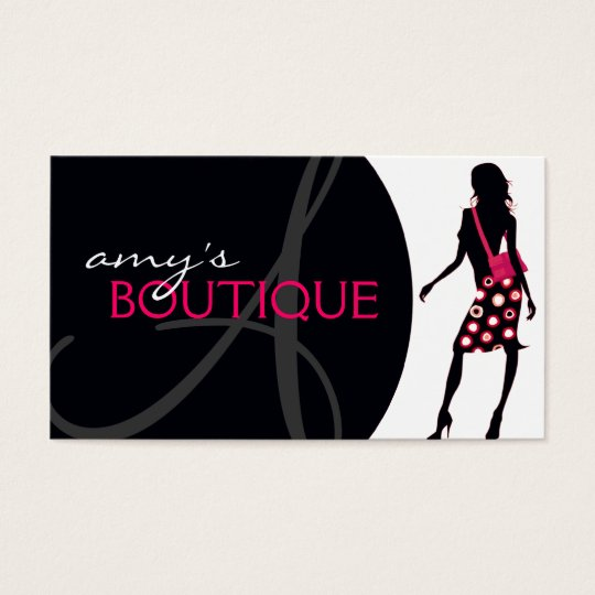 Accessorie Boutique Business Card