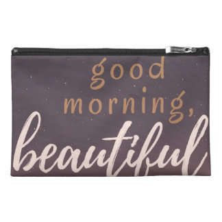 Accessories Case - Good Morning, Beautiful Travel Accessories Bag
