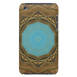 Accessories/Electronic/Phone Case-Rustic Adobe Barely There iPod Case