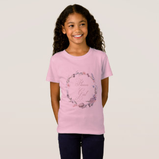 Accessories for Girl of Flowers T Shirt