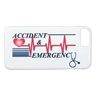 Accident and Emergency iPhone 8/7 Case