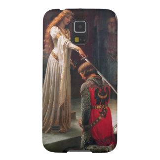 Accolade [Edmund Blair Leighton] Galaxy S5 Case