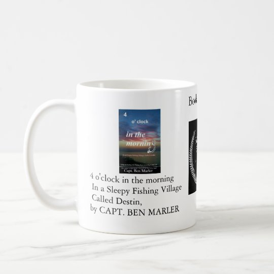 ACCOLADE MUG - Book of the Year