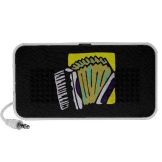 Accordian Graphic #3 Musical Instrument Design Travelling Speakers