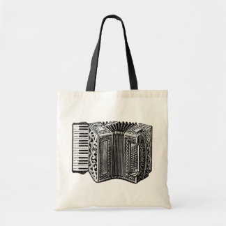 Accordion Budget Tote Bag