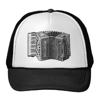 Accordion Cap