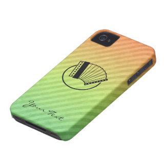 Accordion iPhone 4 Case