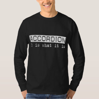 Accordion It Is T-Shirt