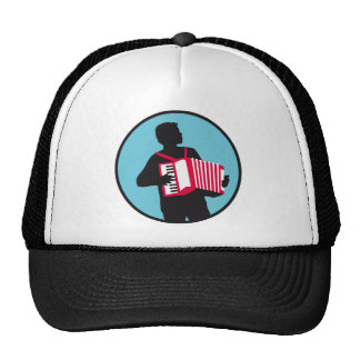 Accordion more player hats