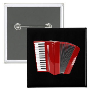 Accordion: Red Accordion Button