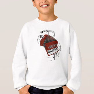 Accordion Sweatshirt