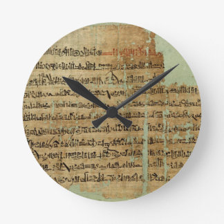 Account of the Battle of Qadesh, given to Syria by Wall Clocks