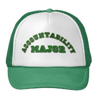 Accountability Major Cap