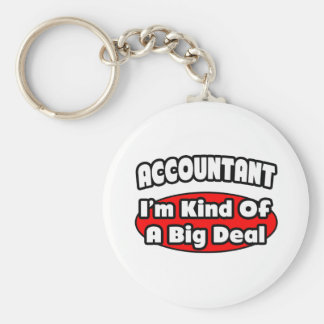 Accountant...Big Deal Keychains
