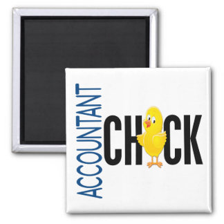 Accountant Chick Magnet