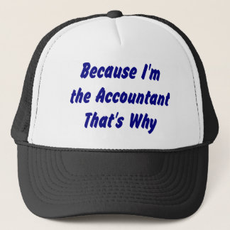 Accountant Hat
