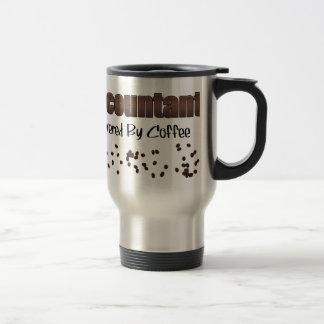 Accountant Powered By Coffee Coffee Mug