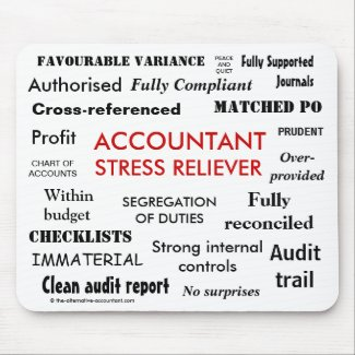 Accountant Stress Reliever - Stress Manager