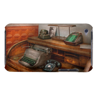 Accountant - Typewriter - The accountants office iPod Touch Covers