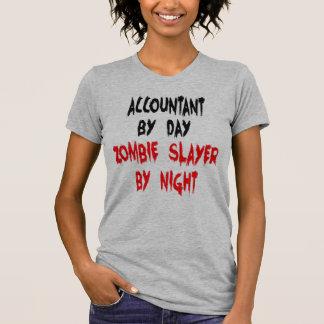 Accountant Zombie Joke T-Shirt