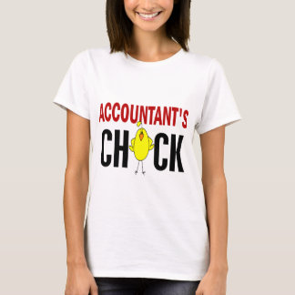 Accountant's Chick T-Shirt