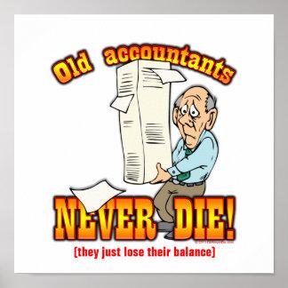 Accountants Poster