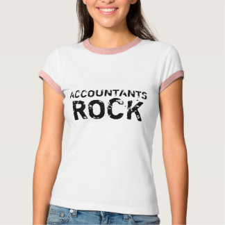 ACCOUNTANTS, ROCK T-Shirt