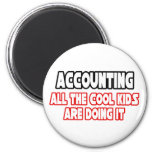 Accounting...Cool Kids Magnet