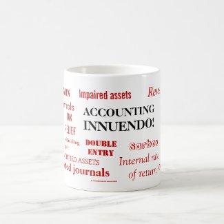 Accounting Innuendo ! Coffee Mug