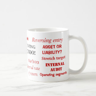 Accounting Innuendo ! Mug