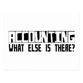 Accounting What Else Is There Postcards