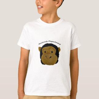 Accounts Department T-Shirt