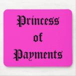 Accounts Payable or Banking Cashier Nickname Mouse Pad