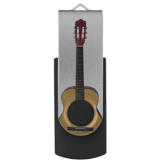 Accoustic Guitar USB Flash Drive