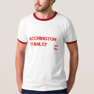 Accrington Stanley Shirts
