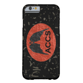 ACCS by Slipperywindow Barely There iPhone 6 Case