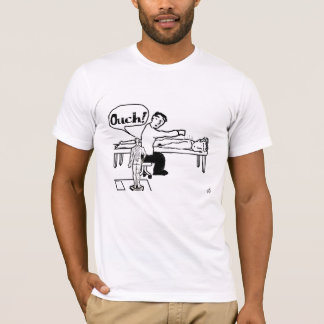 Accupuncture t-shirt comic