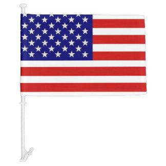 Accurate American Flag Car Flag