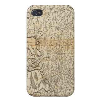 Accurate Map of Europe iPhone 4/4S Cover