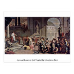 Accused Susanna And Prophet By Sebastiano Ricci Post Card