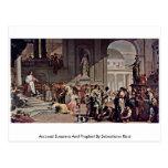 Accused Susanna And Prophet By Sebastiano Ricci Postcard