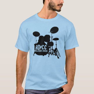ACDC humour T-Shirt