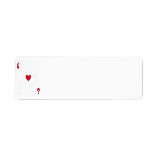 """Ace"" Address Labels"