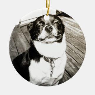 Ace Christmas Ornament