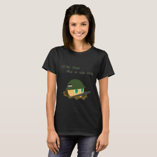 Ace in the Hole women's shirt