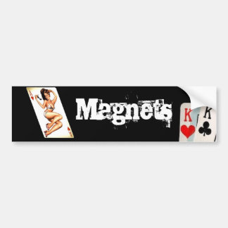 Ace Magnets Bumper Sticker