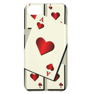 Ace Of Hearts iPhone Case