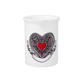 Ace of Hearts Pitchers